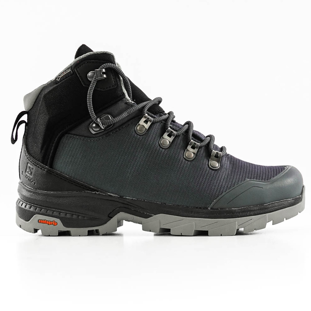 Salomon Outback 500 GTX Wmn's Boot Contagrip® MD- Sculpted collar and advanced chassis with EnergyCell for mobility