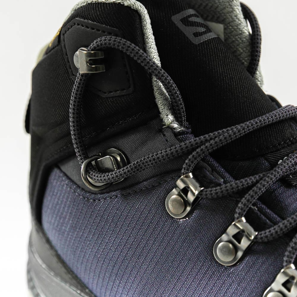 Salomon Outback 500 GTX Wmn's Boot Contagrip® MD - Traditional lacing system with eyelets