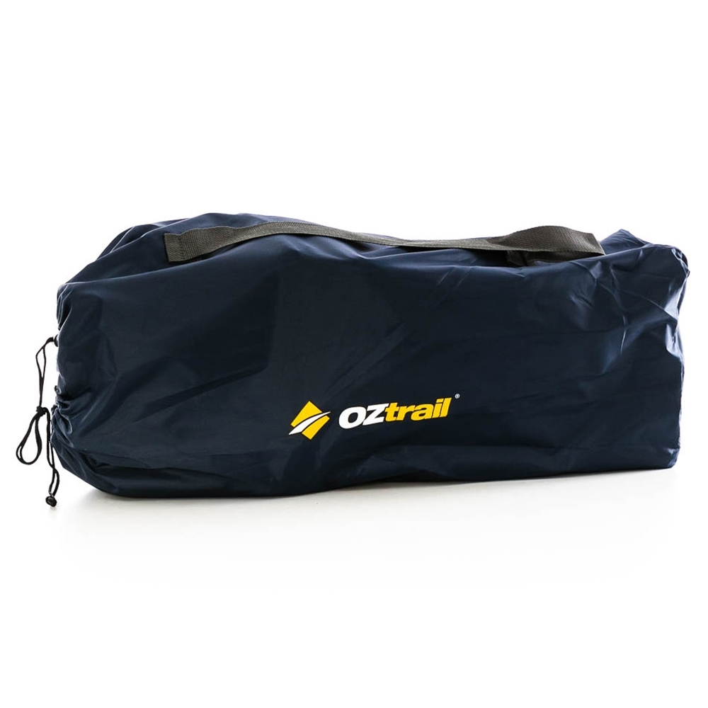 OZtrail Festival Twin Chair - Includes a storage bag with shoulder strap for convenient carrying