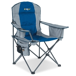 OZtrail Cooler Arm Chair - Blue