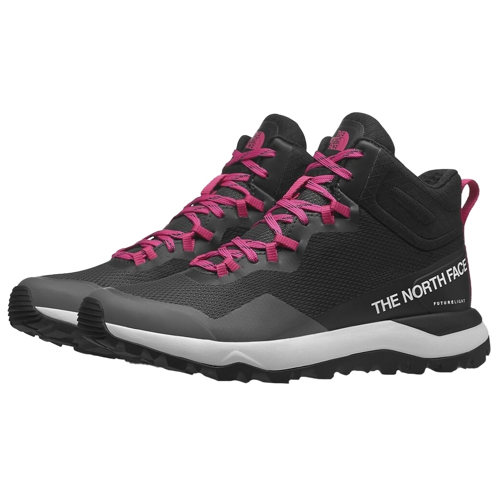 TNF Activist Mid FL Wmn's Boot - Performance mesh upper with no-sew TPU overlays