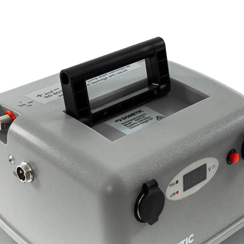 Dometic CoolPower RAPS44 Battery Power Pack - Designed for use with Dometic compressor fridge/freezer