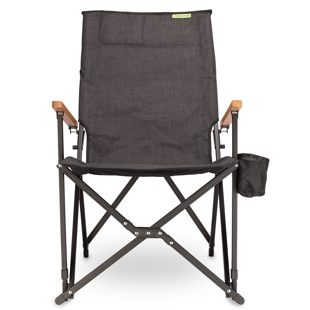 Zempire Roco Lite Camp Chair V2 - Durable 900D polyester seat