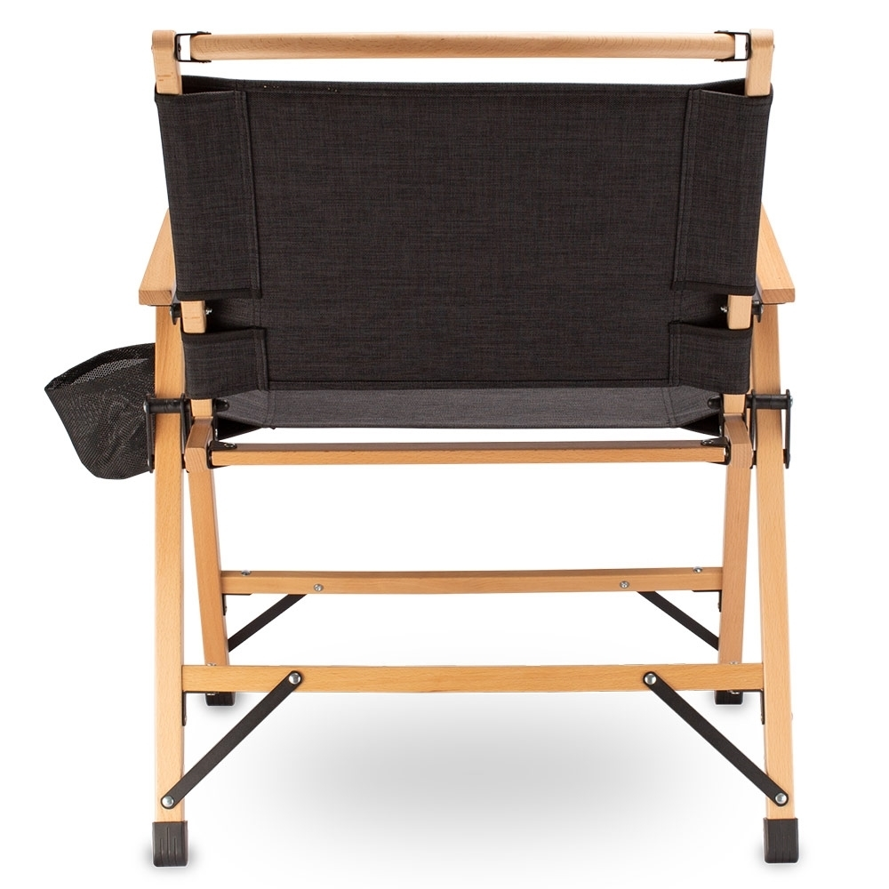 Zempire Roco Low Rider Chair V2 - Durable 900D polyester seat & backrest