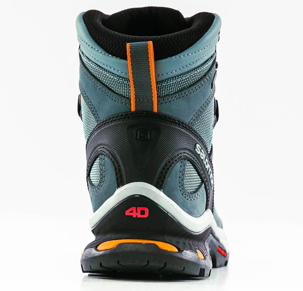 Salamon Quest 4D 3 GTX Wmns Boot - High top cuff for ankle suppor