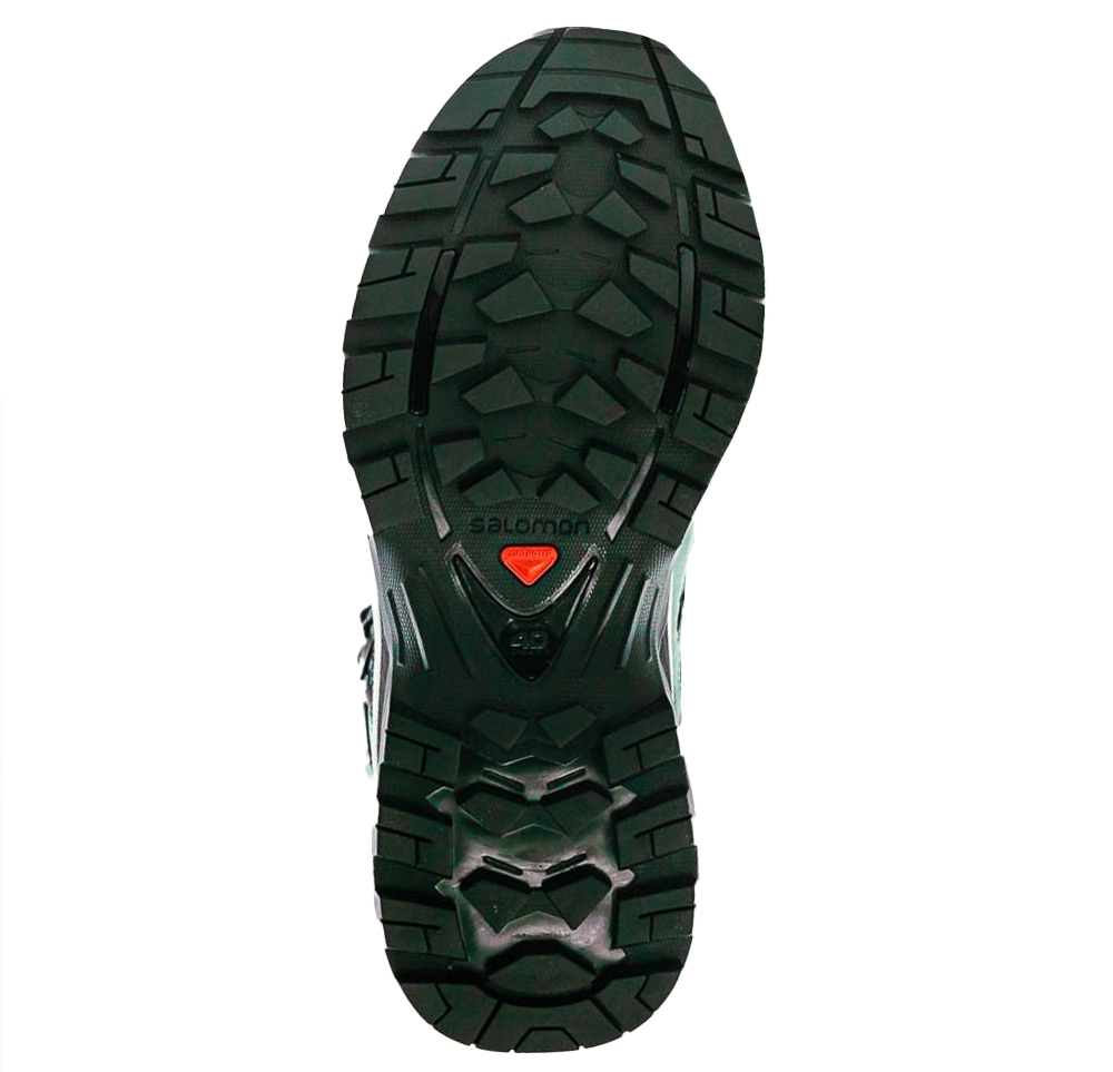 Salamon Quest 4D 3 GTX Wmns Boot - Contragrip sole grips on wet, loose, hard or dry surfaces