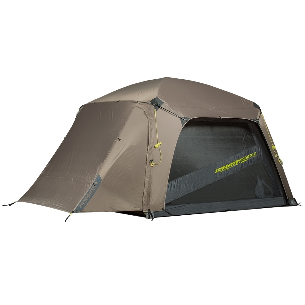 Zempire Pronto 5 Inflatable Air Tent - Dome design