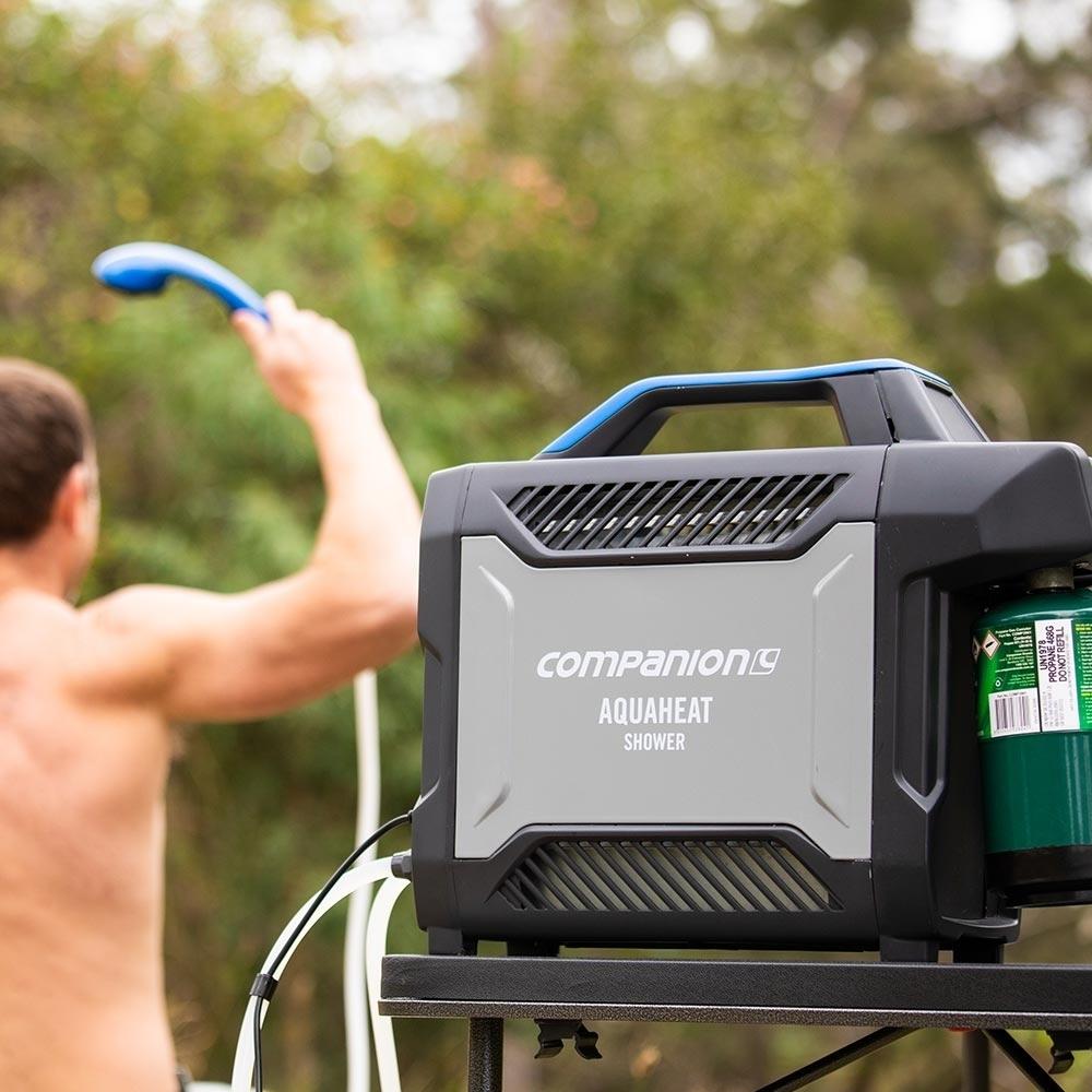 Companion AquaHeat Lithium Gas Shower