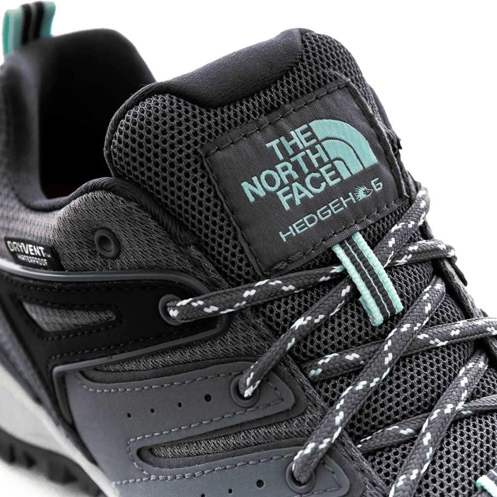 TNF Hedgehog Fastpack II WP Wmn's Shoe - Abrasion-resistant and breathable textile mesh