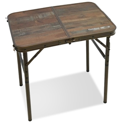 Outdoor Connection Rustic Compact Side Table