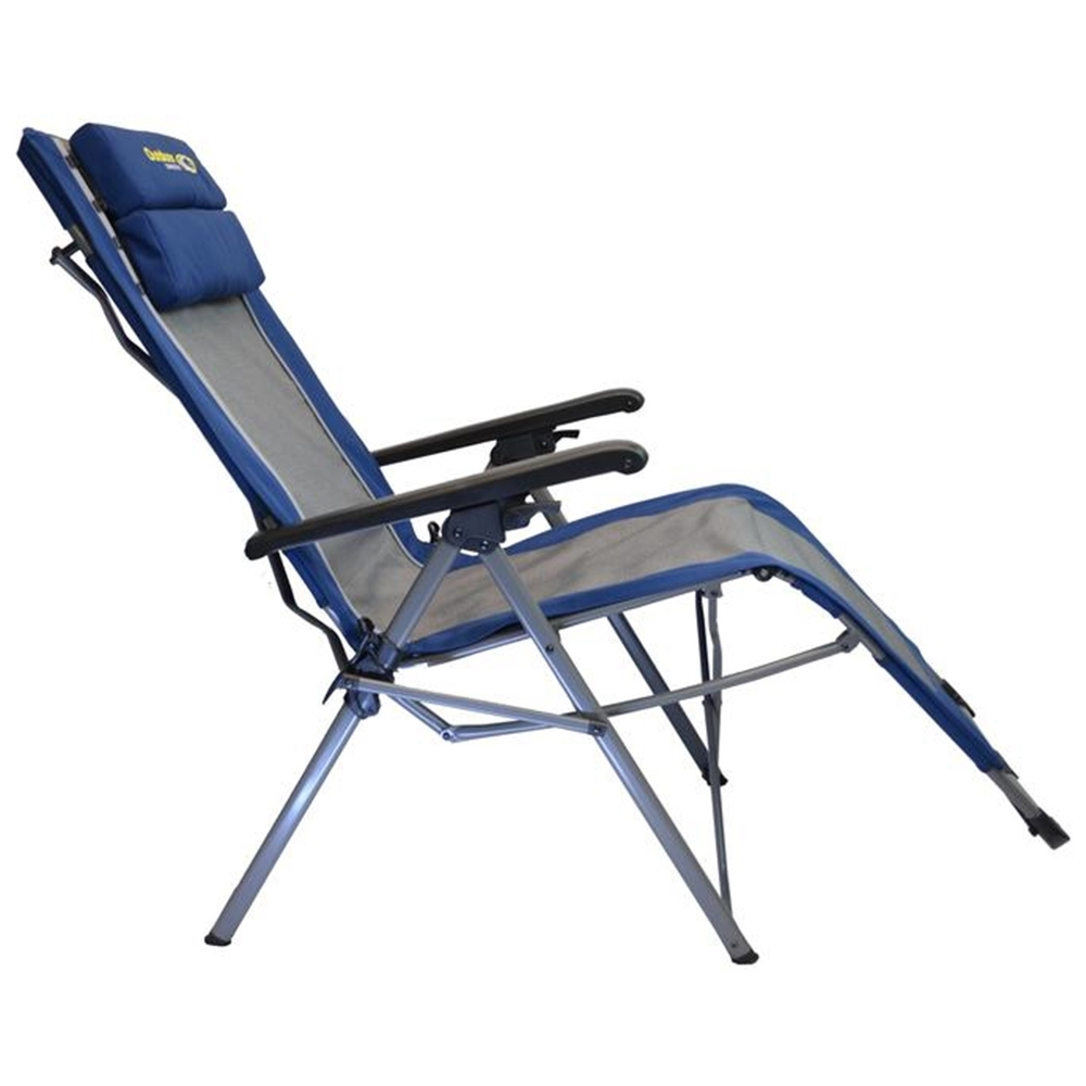 Outdoor Connection Daydreamer Lounger Chair - Smooth easy reclining action