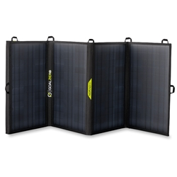Goal Zero Nomad 50 Solar Panel - 50 watts lets you solar charge power banks and power stations