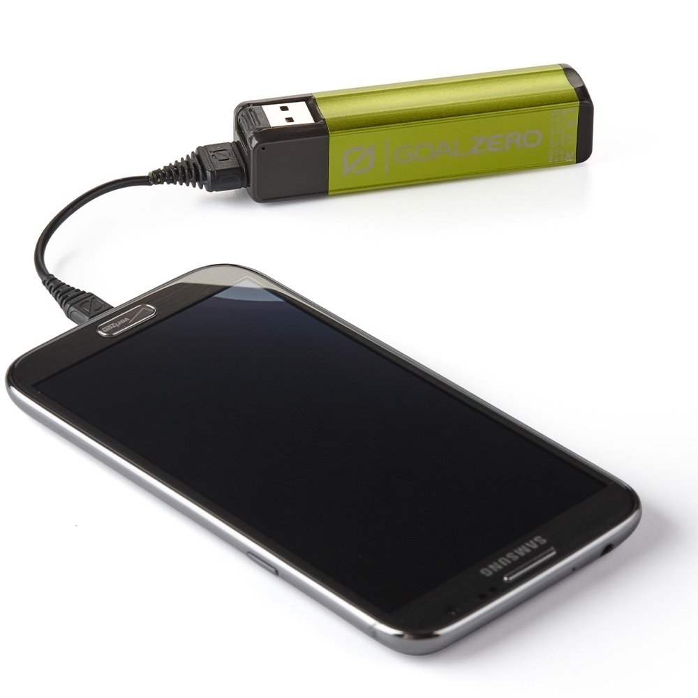 Goal Zero Nomad 5 Solar Kit - Charge up your phone on the go
