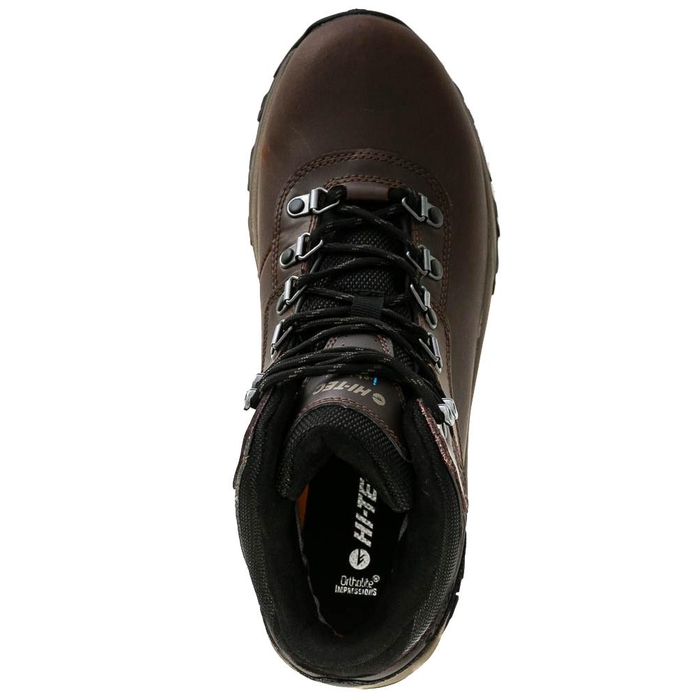 Hi Tec Altitude VI I WP Men's Boot - Premium leather upper