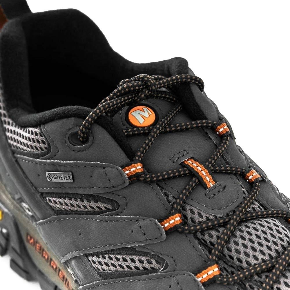 Merrell Moab 2 GTX Wide Men's Shoe - Bellows closed cell foam tongue