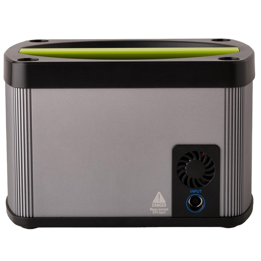 Goal Zero Yeti 200X Lithium Portable Power Station - Housed in a rugged aluminium exterior for durability
