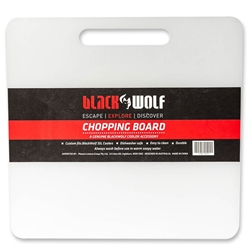 Black Wolf Chopping Board & Divider for Hardside Cooler