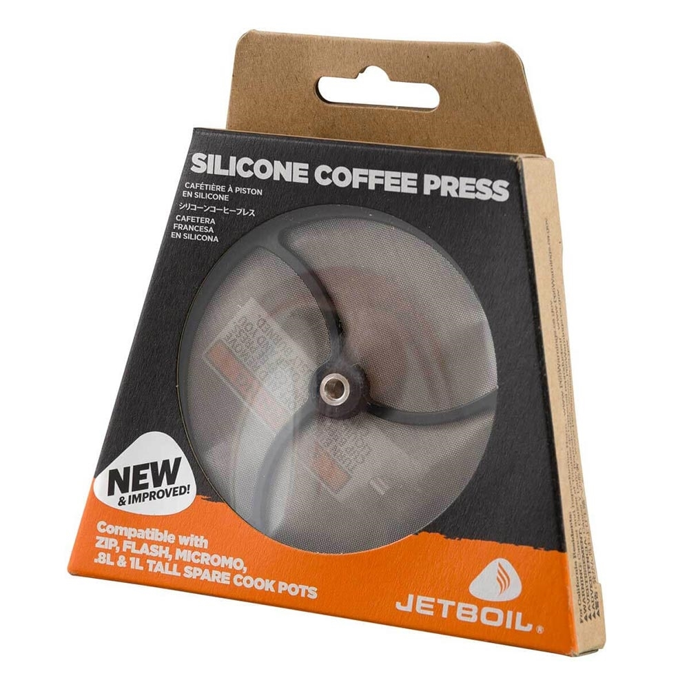 JetBoil Silicone Coffee Press - Packaging