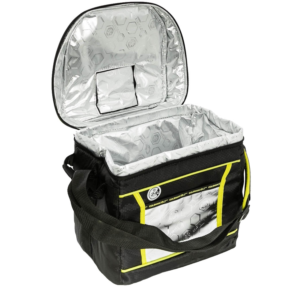 Coleman 30 Can Soft Sided Xtreme Cooler - Cold foil liner