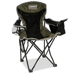 Coleman Kids Cooler Arm Quad Chair