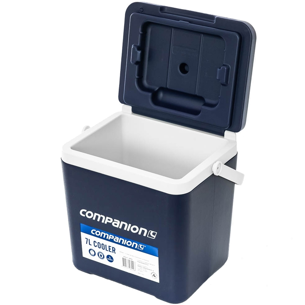 Companion Hard Cooler 7L - Durable HDPE outer