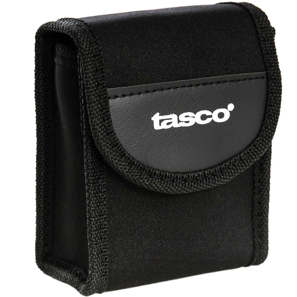 Tasco Essentials 8x21 Compact Binoculars - Carrying pouch