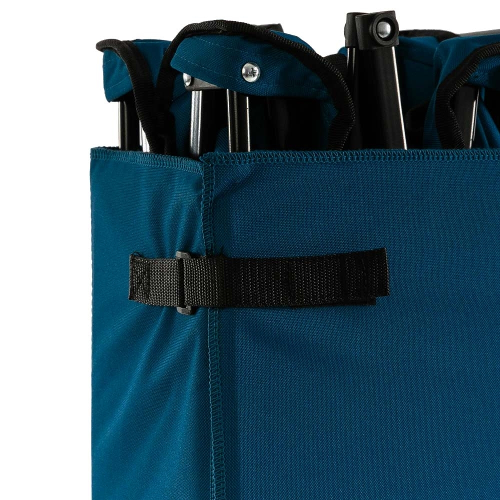 OZtrail Collapsible Camp Wagon - Secure strap