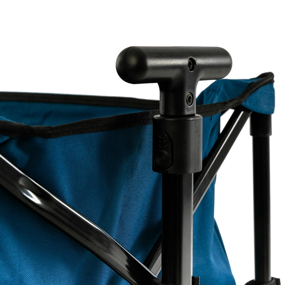 OZtrail Collapsible Camp Wagon - Extendable/collapsible handle