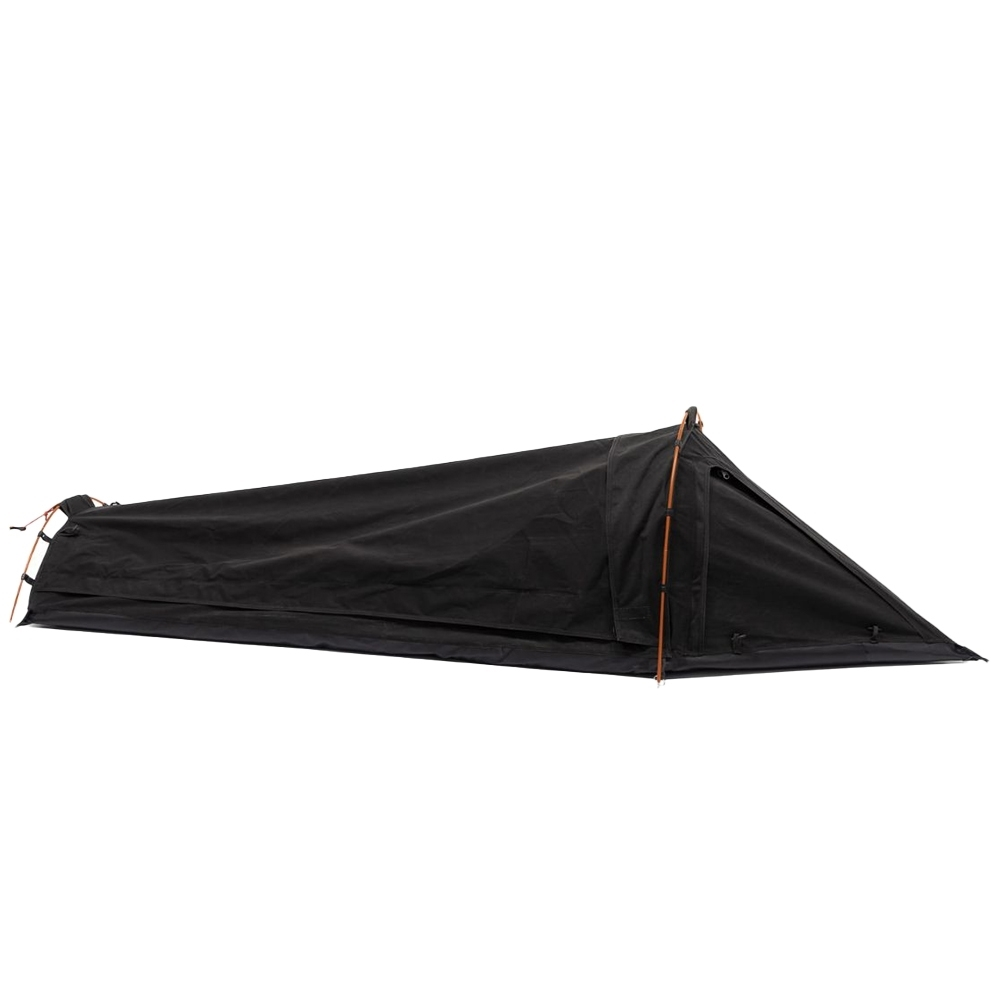 Darche Ranger Solo + Swag - Made from tough, durable 320gsm Poly-cotton rip stop canvas