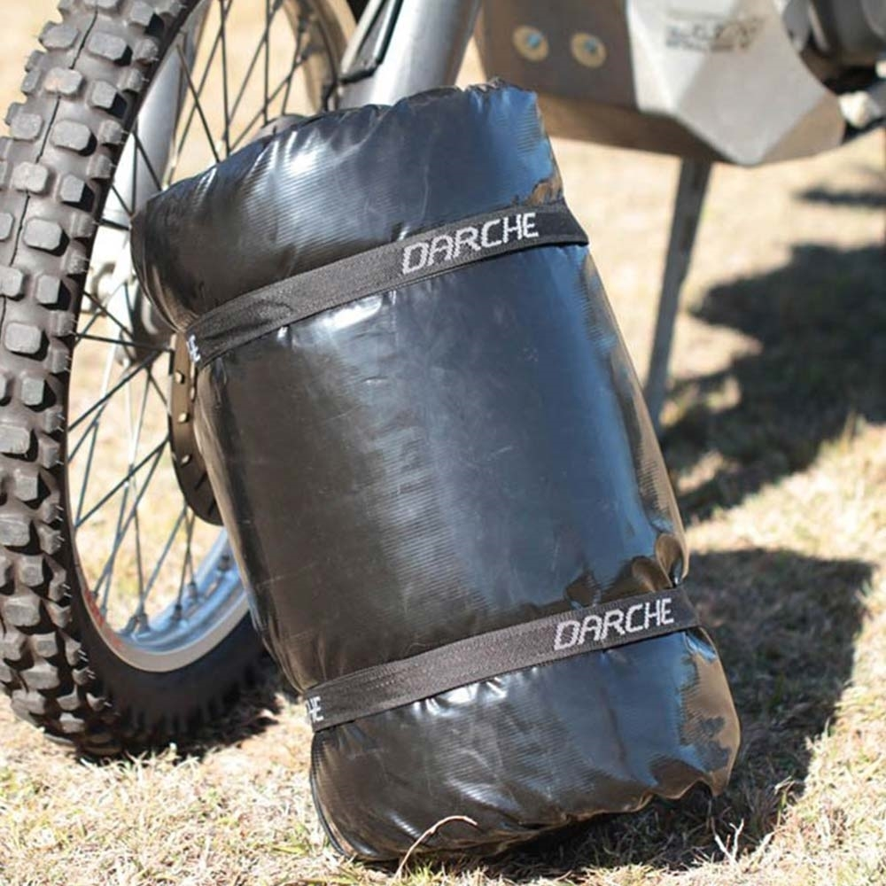 Darche Ranger Solo + Swag - Heavy duty PVC bag with tie down 'D' rings