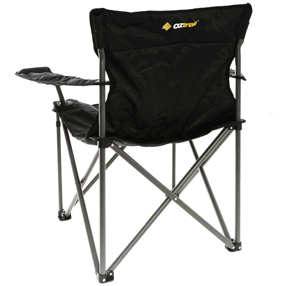 OZtrail Duralite Quad Chair - Strong, durable and 33% lighter