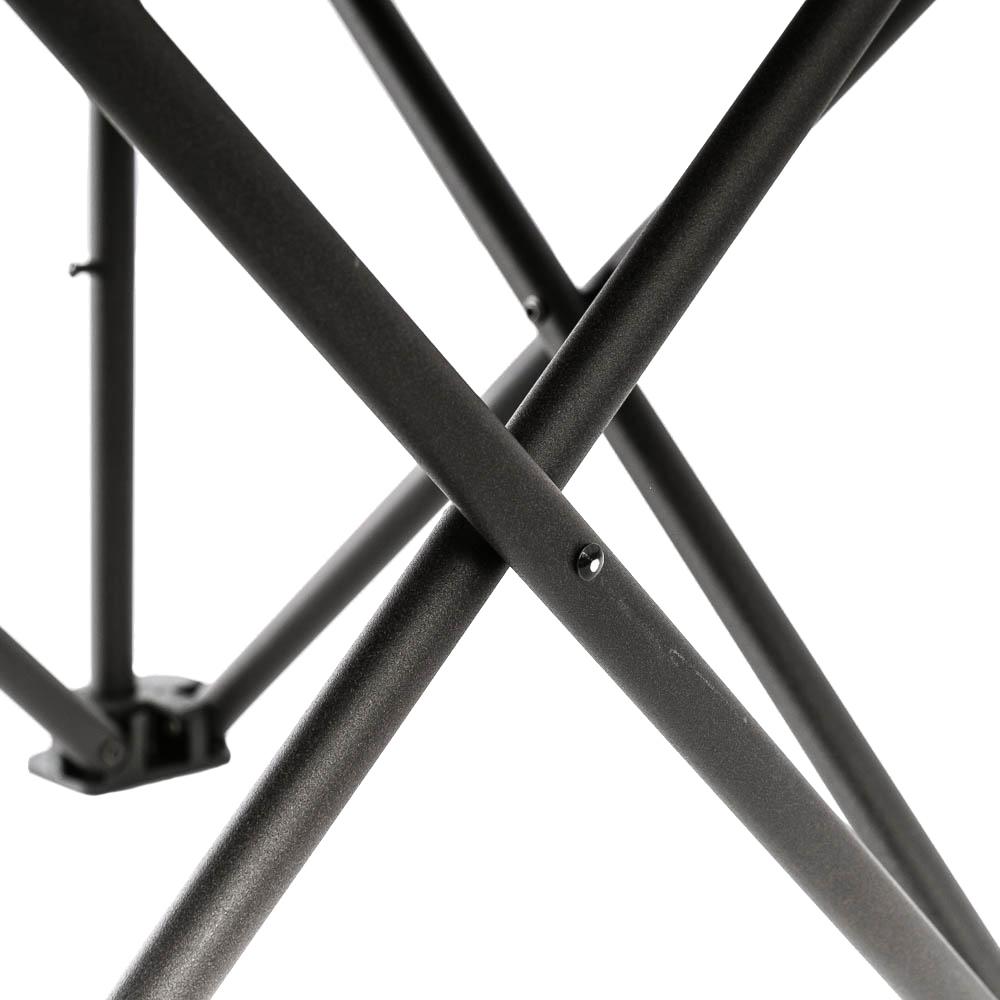 OZtrail RV Royale Chair - Rigid aluminium arms