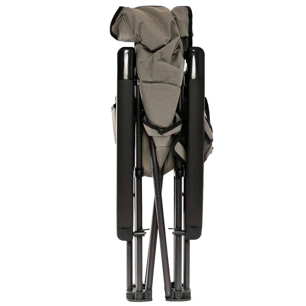 OZtrail RV Royale Chair - Foldable frame