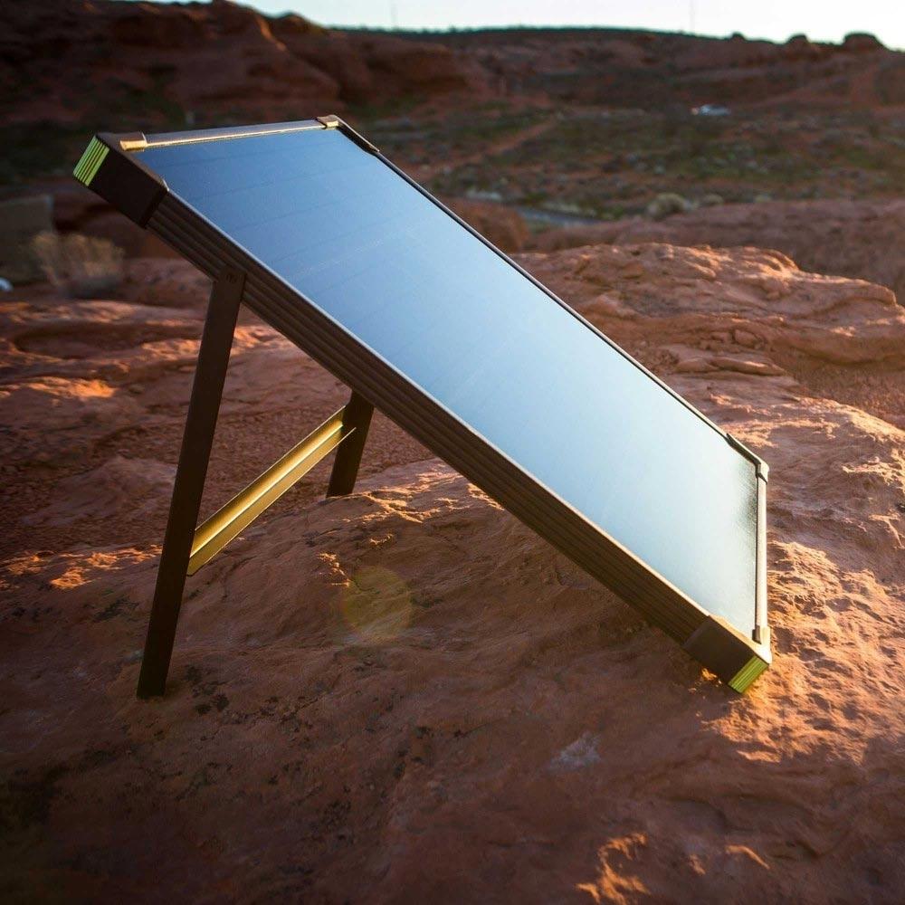 Goal Zero Boulder 50 Solar Panel - Integrated kickstand