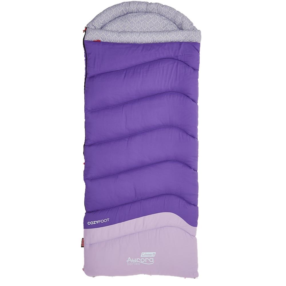 Coleman Aurora C0 CozyFoot Sleeping Bag
