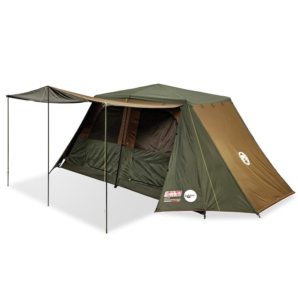 Coleman Instant Up 8P Lighted Northstar Darkroom Tent