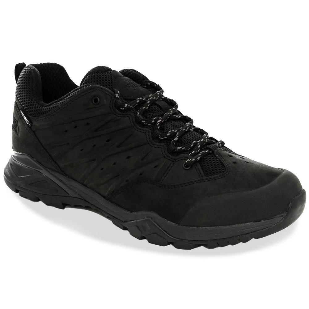 TNF Hedgehog Hike II WP Men's Shoe TNF Black Zinc Grey