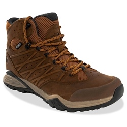 TNF Hedgehog Hike II Mid WP Men's Boot Timber Tan India Ink