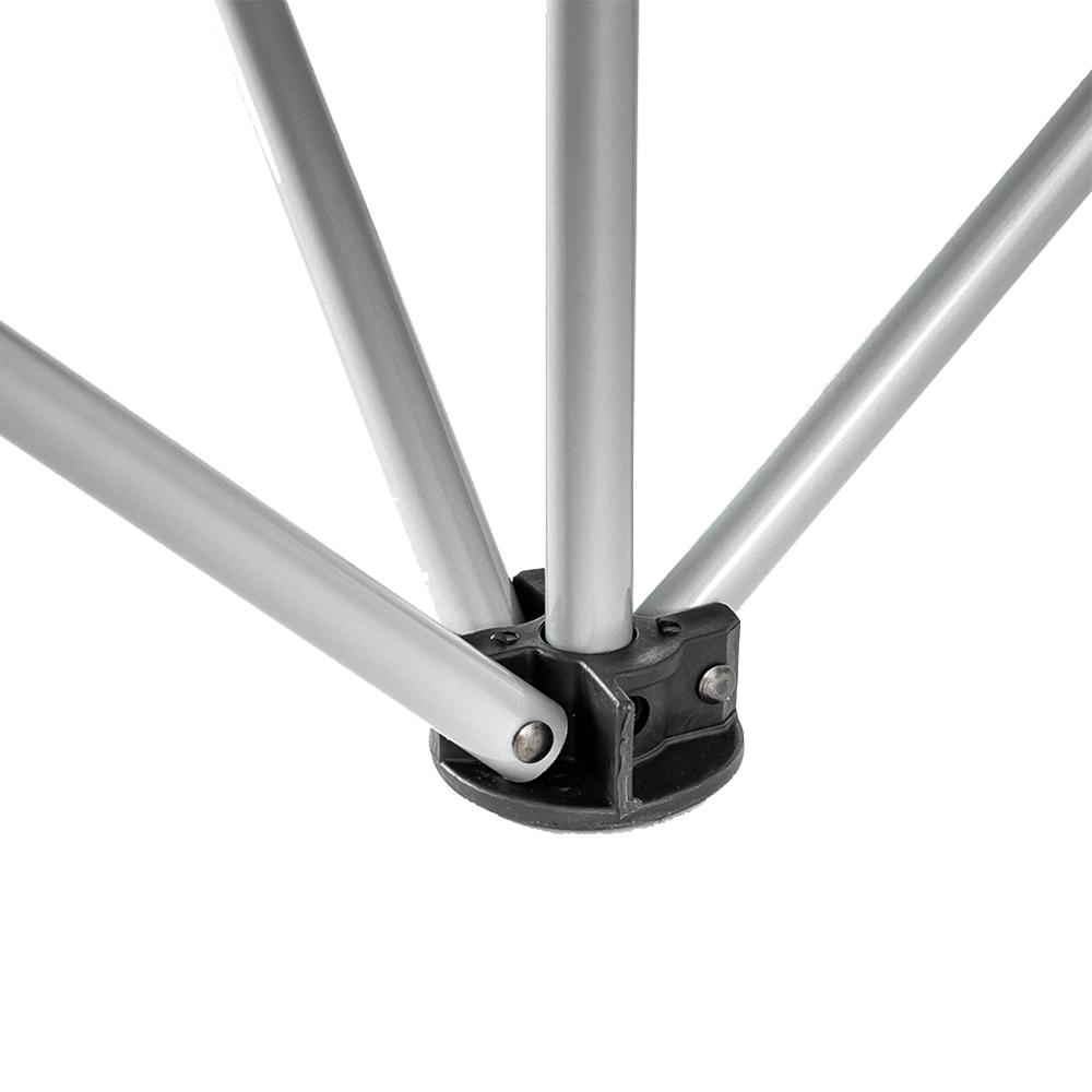 Oztrail Galaxy 3 Seater Chair - Powder-coated steel tube frame