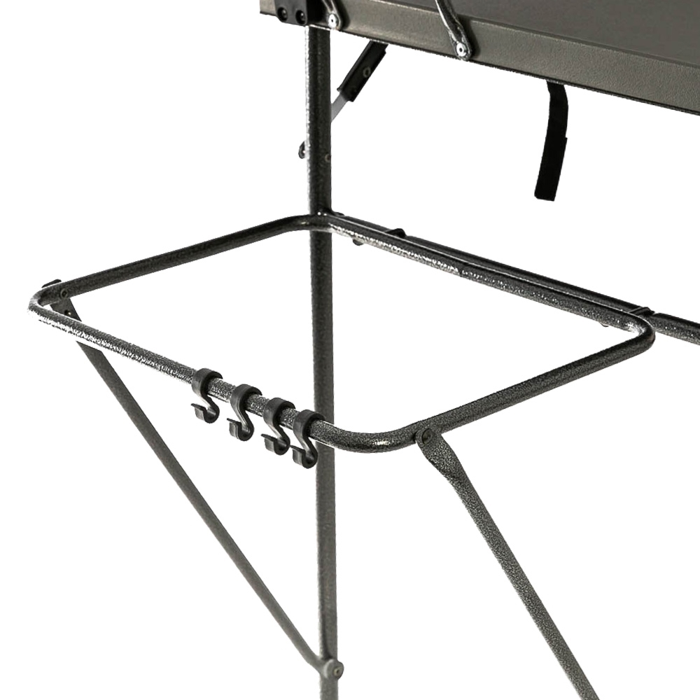 Coleman Deluxe Camp Kitchen - Sink stand/garbage bag frame
