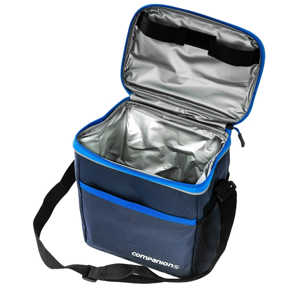 Companion 9 Can Soft Cooler - PEVA lining that's leak-proof