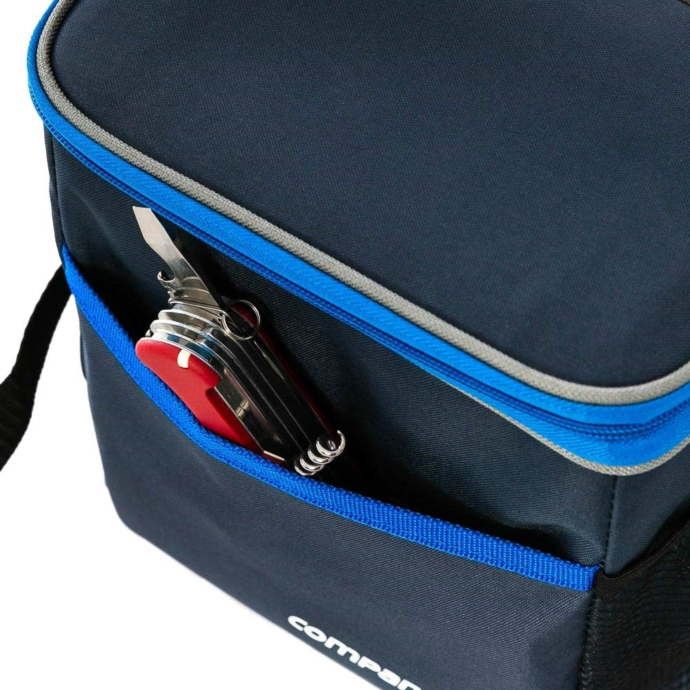 Companion 9 Can Soft Cooler - Front pocket for extra storage