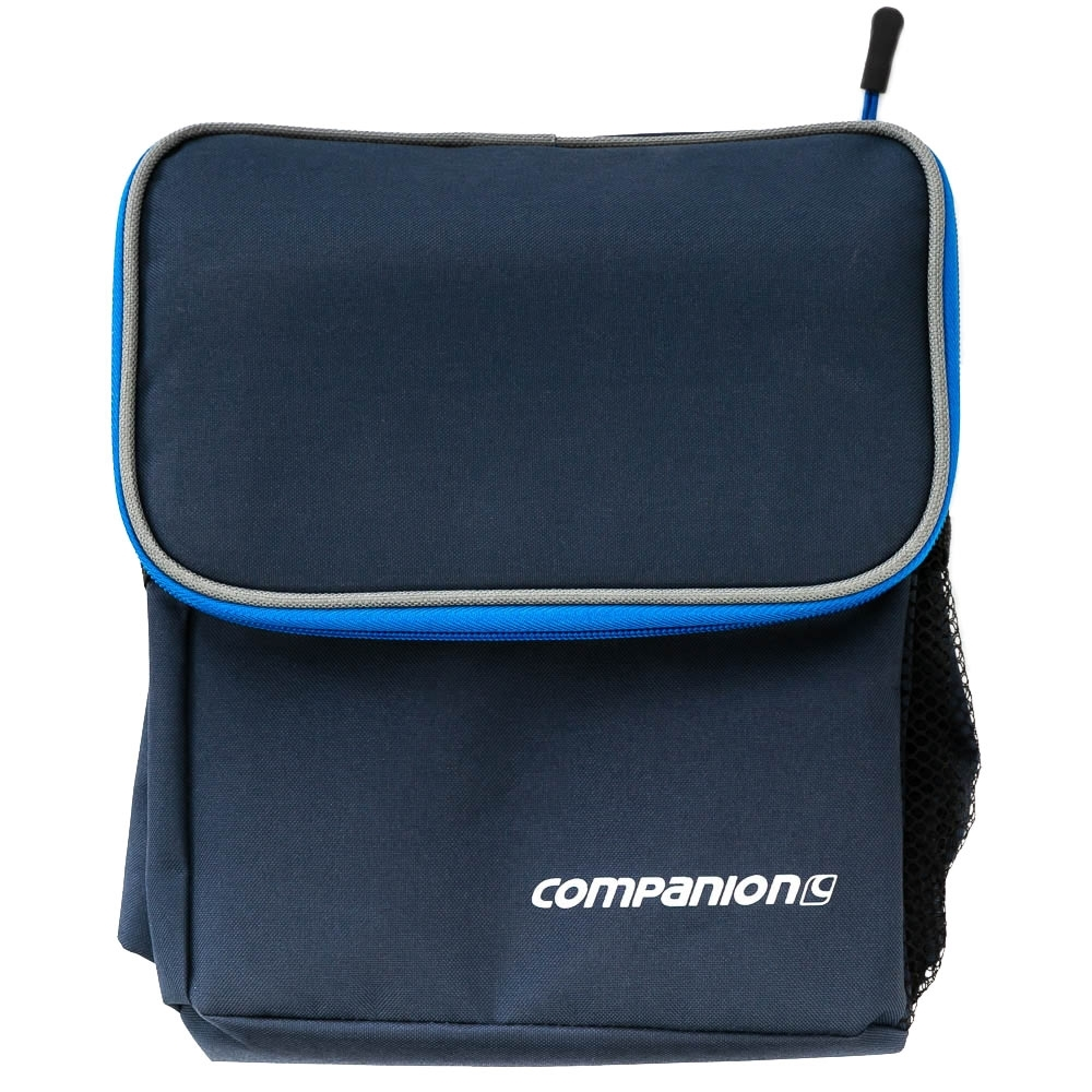 Companion 9 Can Soft Cooler - Folds up flat for easy storage