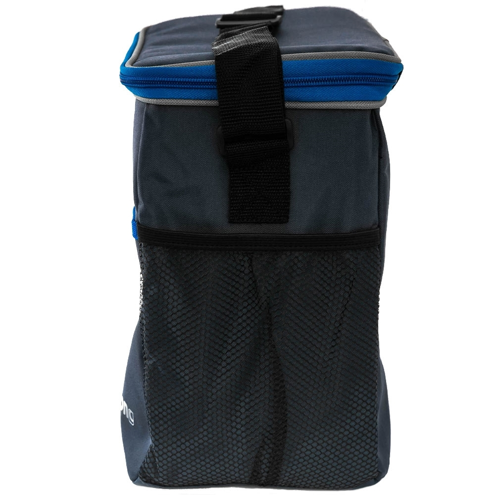 Companion 16 Can Soft Cooler - Side mesh storage pockets