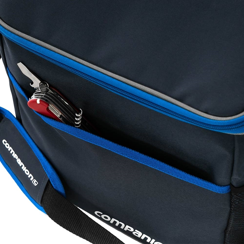 Companion 16 Can Soft Cooler - Front pocket for extra storage