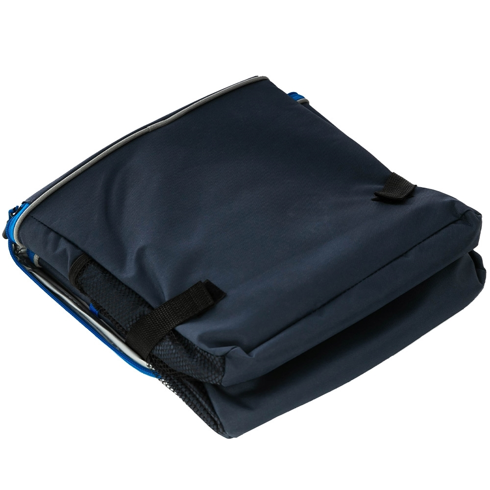Companion 24 Can Soft Cooler - Velcro straps to secure folded surfaces