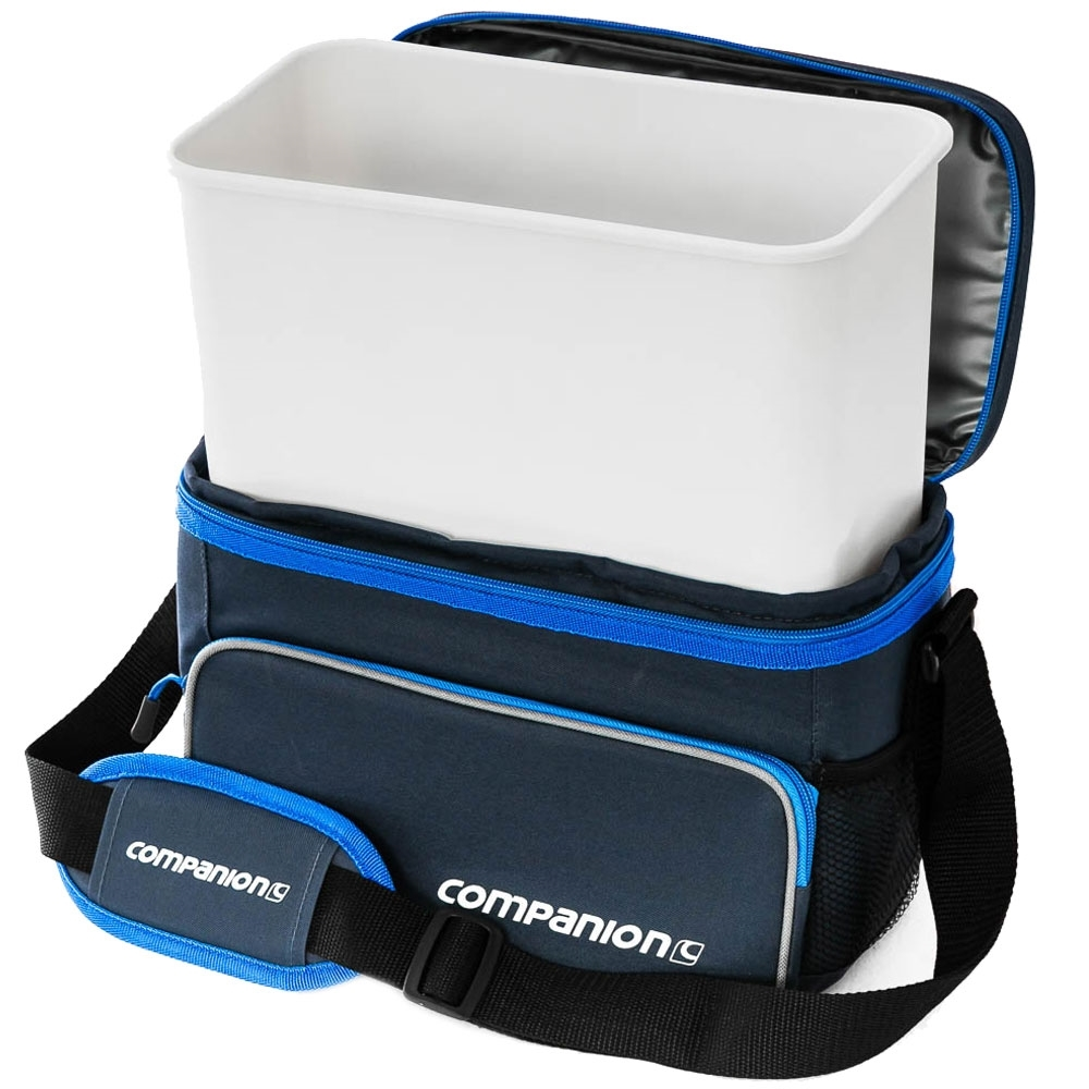Companion 12 Can Crossover Cooler - Removable plastic hardliner