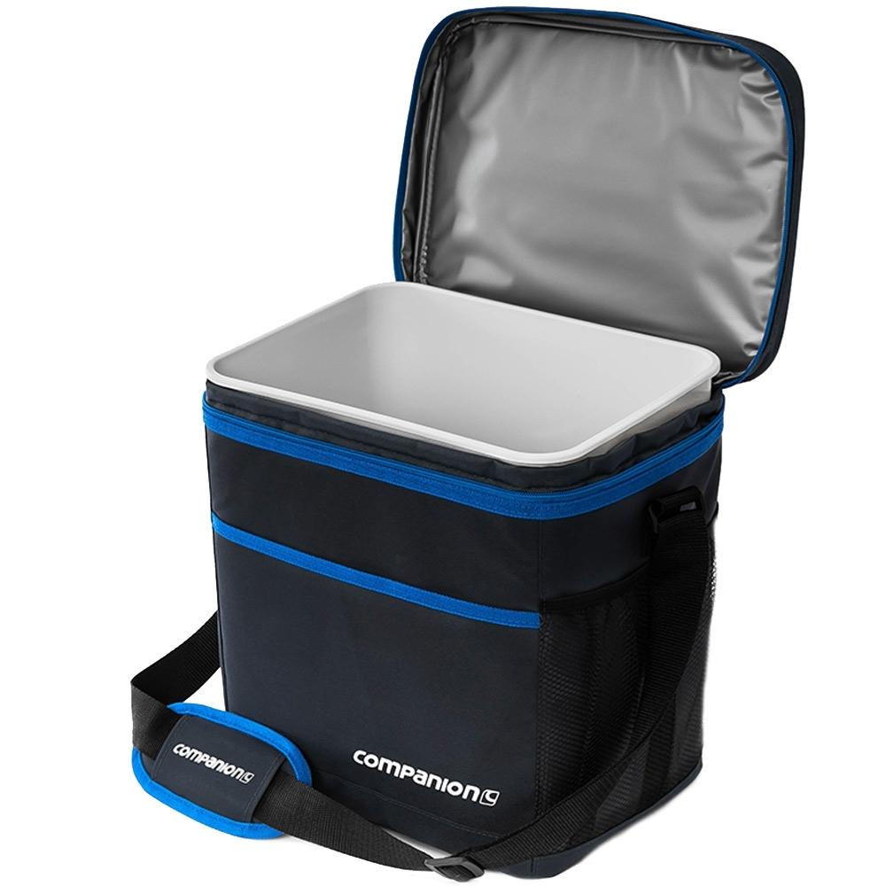Companion 30 Can Crossover Cooler - Adjustable shoulder strap