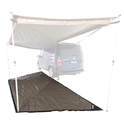 Oztent Foxwing Mesh Floor Saver 180 - Fits exact dimensions of 180º awning