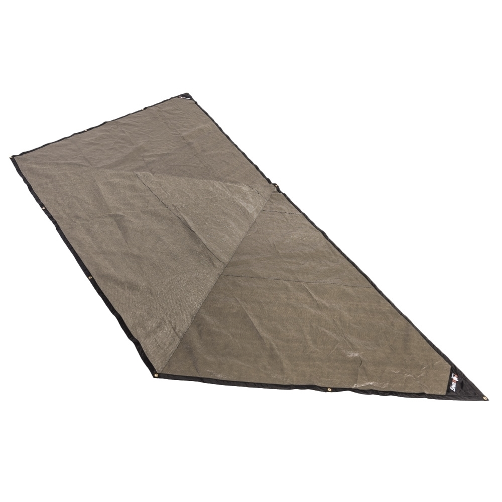 Oztent Foxwing Mesh Floor Saver 180 - Mesh allows water, sand, and dirt to pass-through